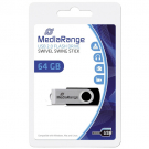 USB 64GB flash mediarange MR912