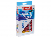 Set water color A 8x12ml