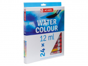 Set water color 24x12ml